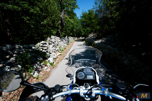 Island of Cres- Adriatic motorcycle tour