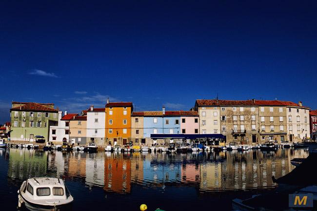 City of Cres, Croatia