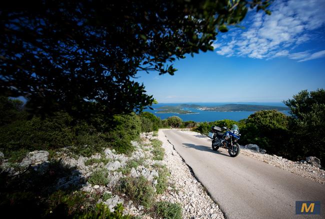 Adriatic Motorbike roads