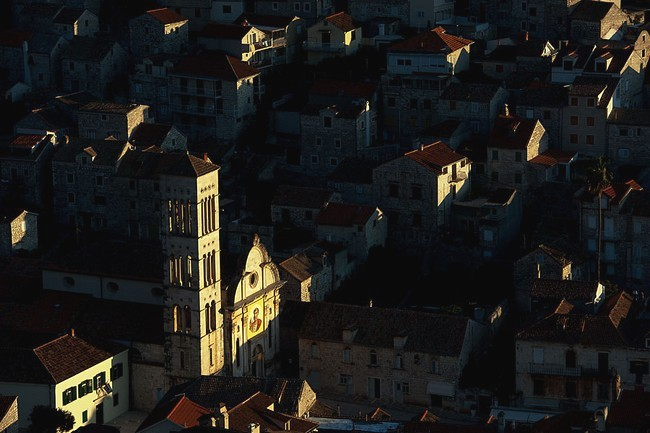 Hvar old town