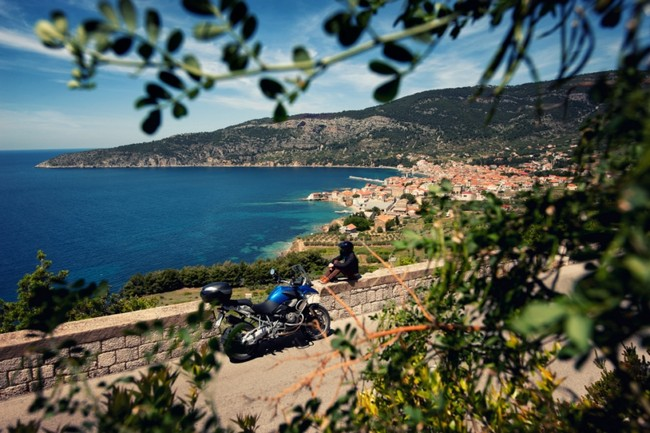 Croatia motorcycle tours