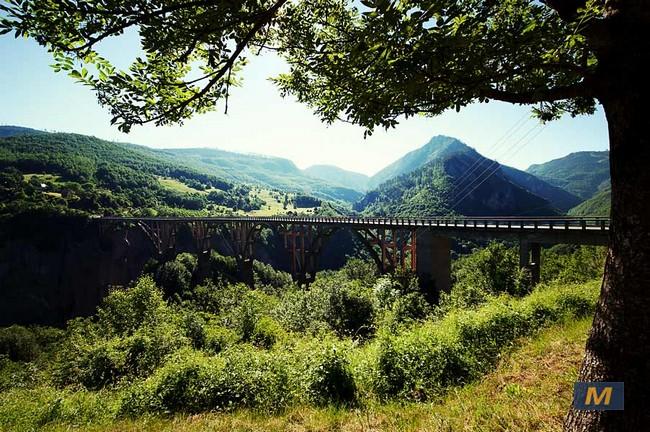 river Tara bridge