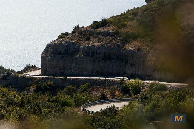 Adriatic coastal road by motorbike- simply great fun!