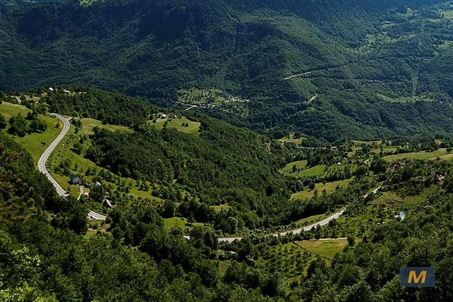 Montenegro scenery