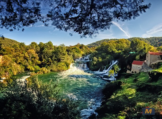 Croatia motorcycle tours and national parks