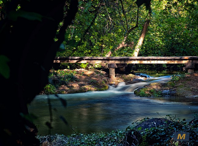 National Park Krka scenery