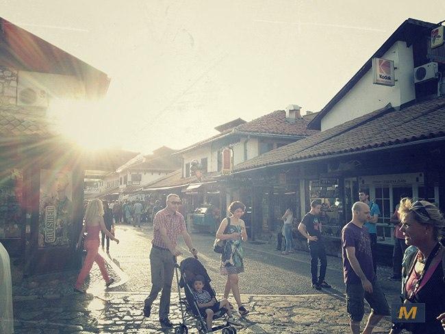 Old town Sarajevo- Bascarsija