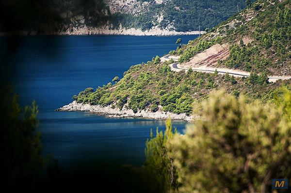 Croatia motorcycle roads