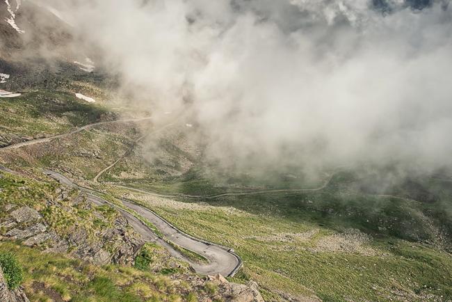 Passo Gavia, Italy