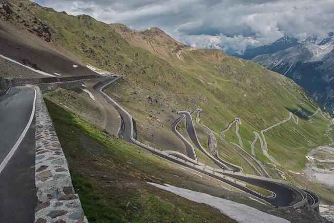 Passo Stelvio (Stilfserjoch)