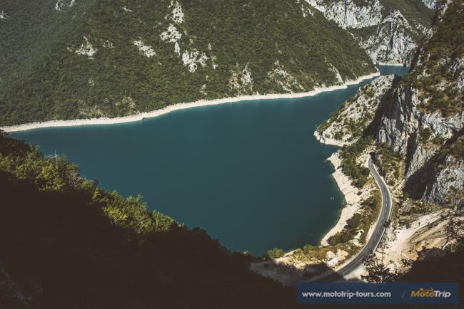 Montenegro canyons