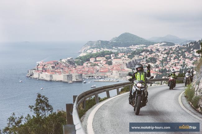 Goodbye from Dubrovnik