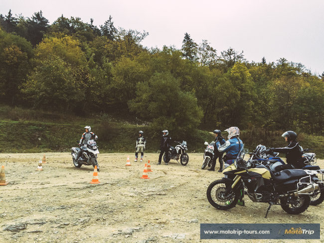 Hechlingen enduro park training