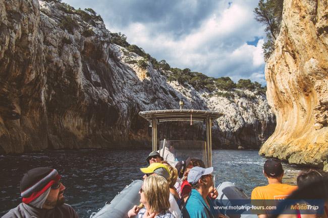 Cliffs in Golfo di Orosei