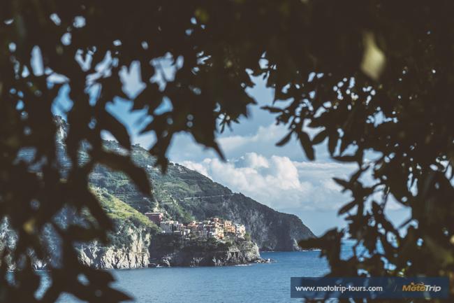 View of Corniglia, Cinque Terre