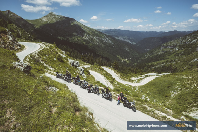 Baros pass, Greece to Croatia