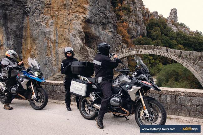 Motorcycle-roads- Greece- Zagorohoria