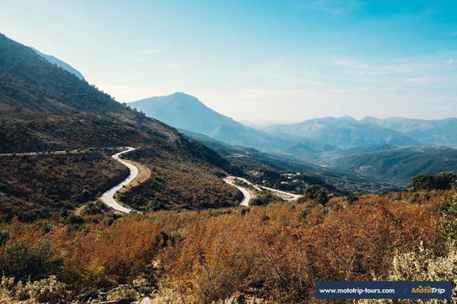 MotoTrip- Greece- Zagorohoria