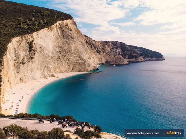MotoTrip- Greece Porto Katsiki