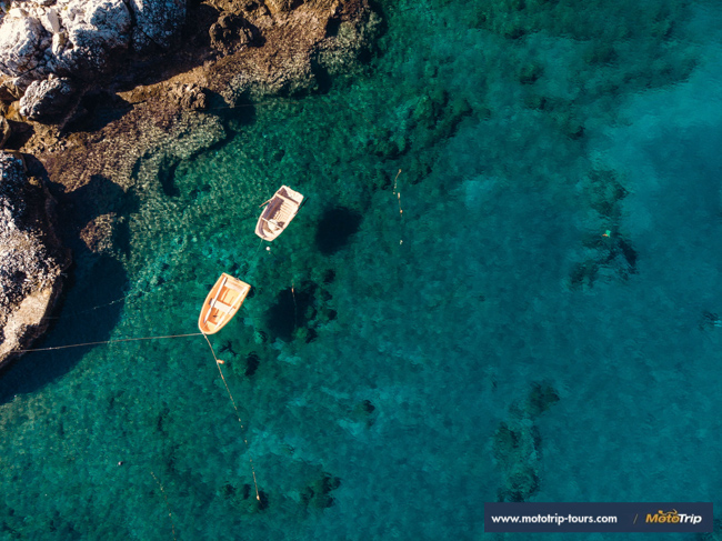 Gorgeous seaside in Greece