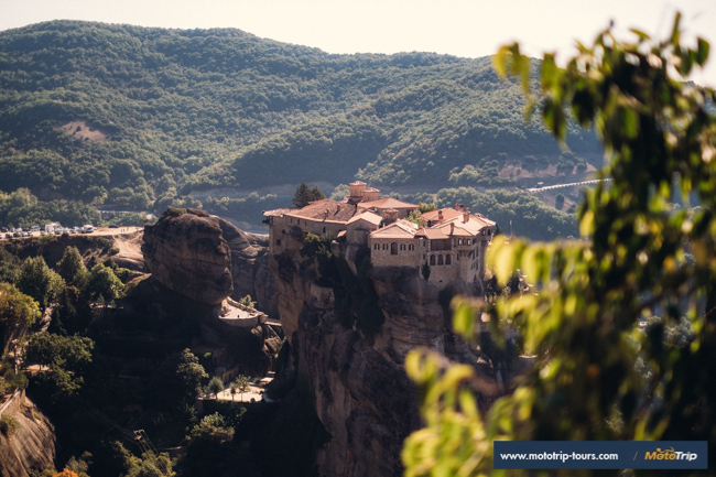 MotoTrip- Greece tour- Meteora