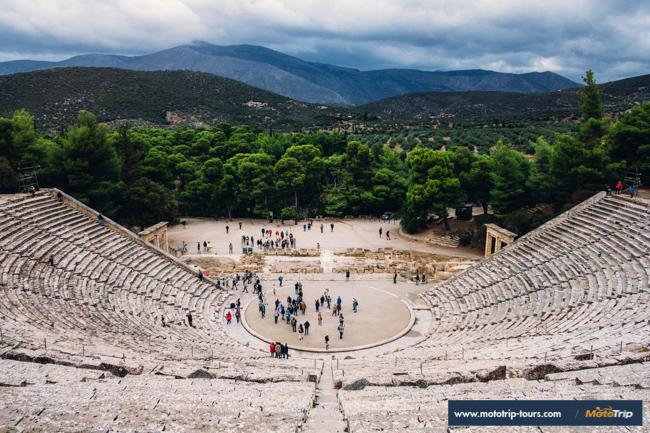 MotoTrip- Epidavros - Epidaurus
