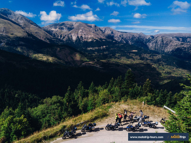 MotoTrip- Greece tour