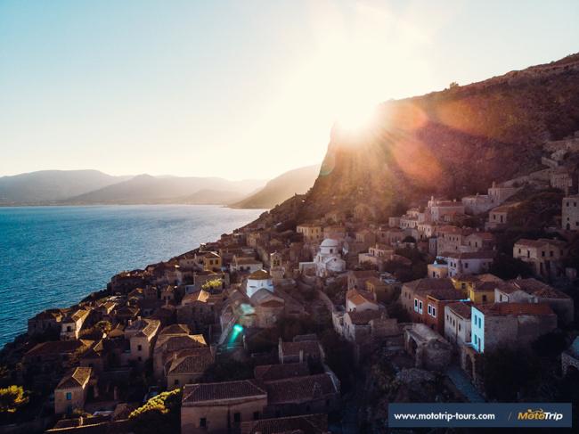 MotoTrip- Monemvasia Greece