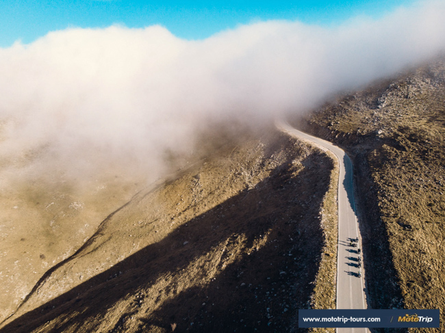 MotoTrip- Motorcycle roads in Greece