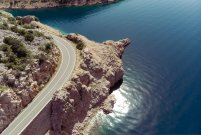 Adriatic coastal road - Croatia with MotoTrip