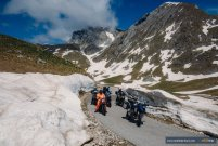 Motorcycle tour Balkans - Durmitor mountain
