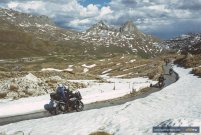 Motorcycle tour in Durmitor, Montenegro
