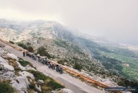 View from Biokovo mountain- perfect motorcycle road 2